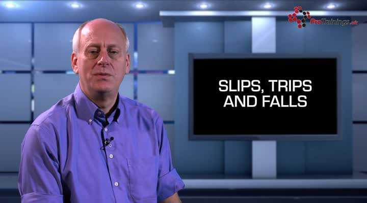 Slips, Trips and Falls in a Care Setting