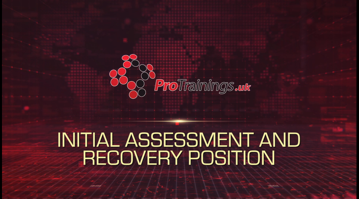 Initial Assessment and Recovery Position - Paediatric