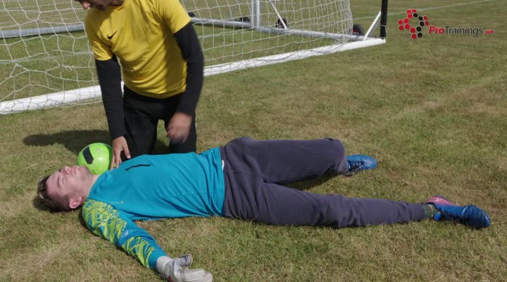 Initial Assessment and Recovery Position - Sport