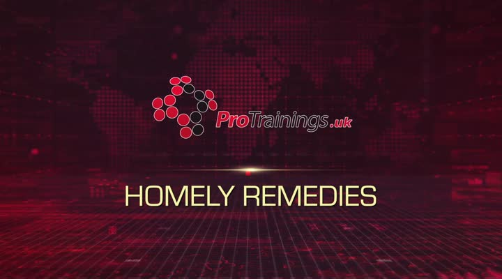 Homely Remedies