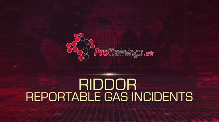 Reportable Gas Incidents