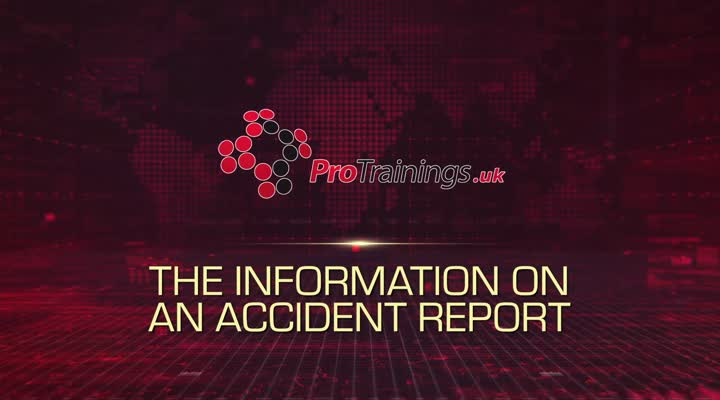 What Information Goes in the Accident Book