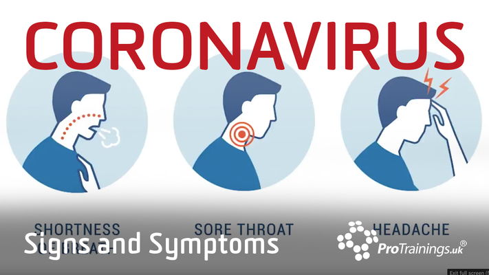Signs and Symptoms COVID-19