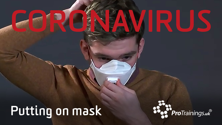 How to Apply an FFP3 Mask