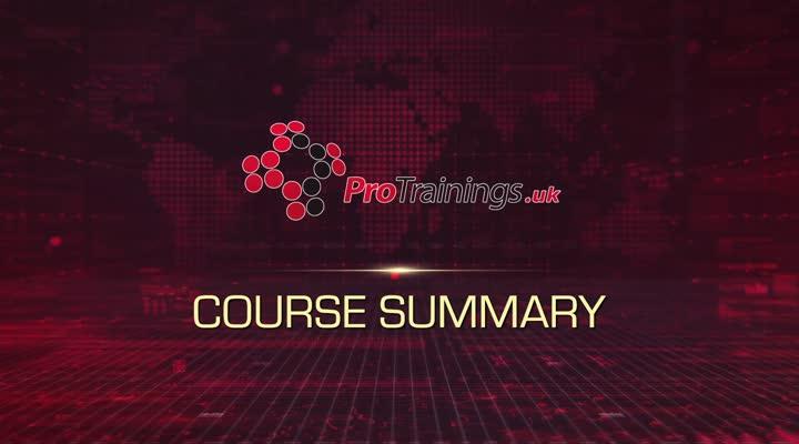ALS course summary