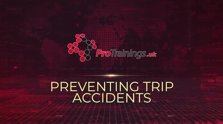 Preventing Trip Accidents