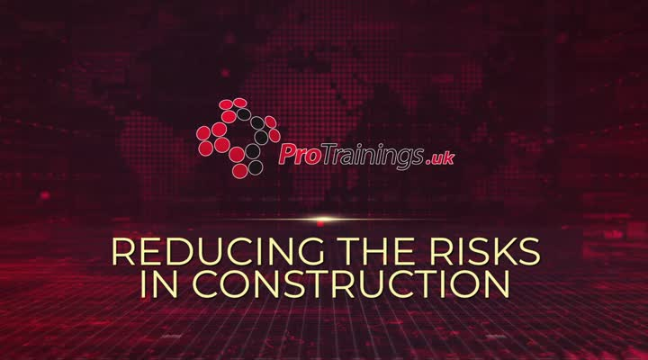 Reducing the Risks in Construction