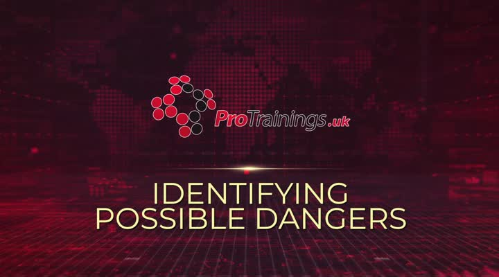 Identifying Possible Dangers