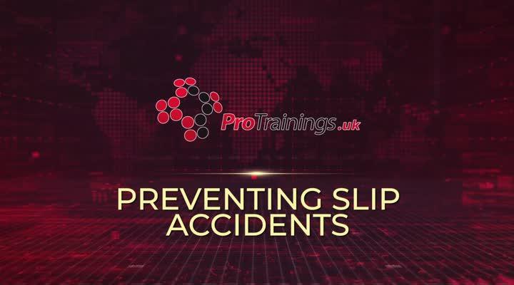 Preventing Slip Accidents