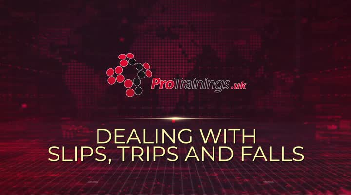 The Importance of Dealing with Slips, Trips and Falls
