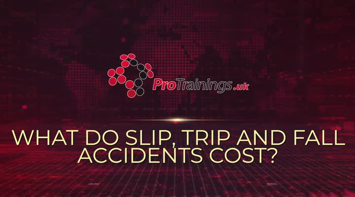What do Slip and Trip Accidents Cost?
