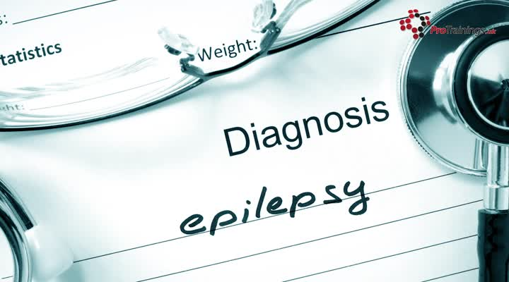 How is epilepsy diagnosed