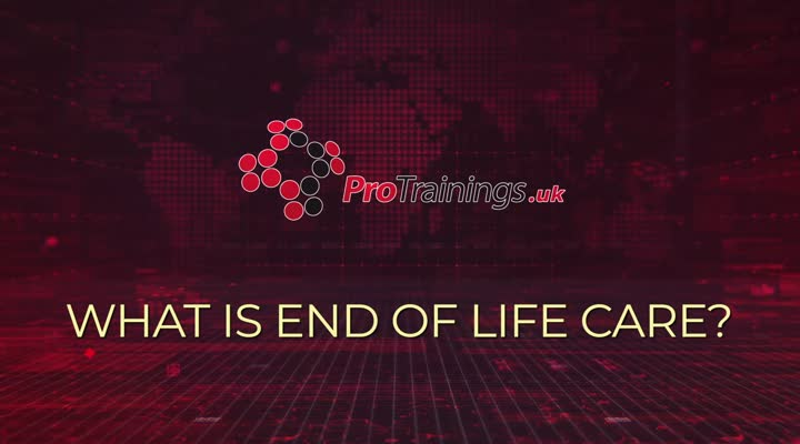 What is End of Life Care (with statistics)