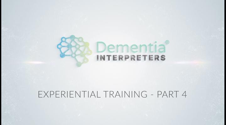 Experiential Training - Part 4