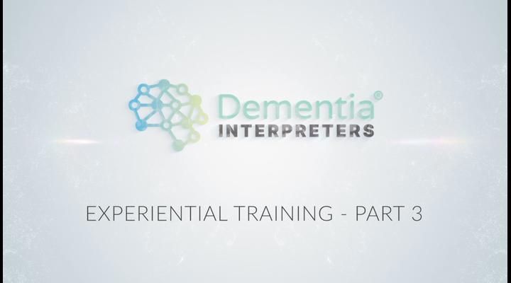Experiential Training - Part 3