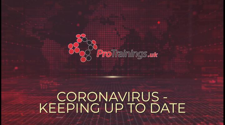 Coronavirus - How to keep up to date