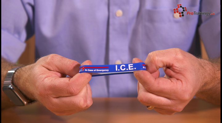Medical ID tags for allergies