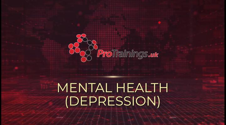 Mental health - Depression