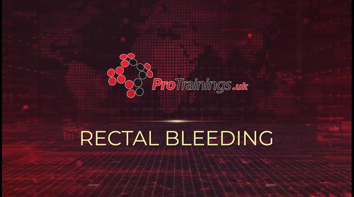 Rectal bleeding