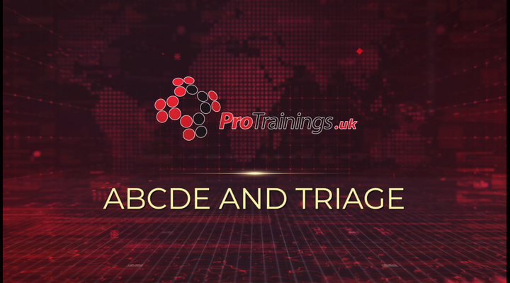 ABCDE and triage
