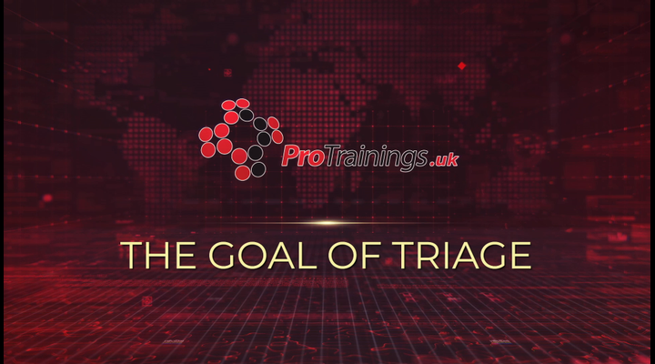 The goal of triage