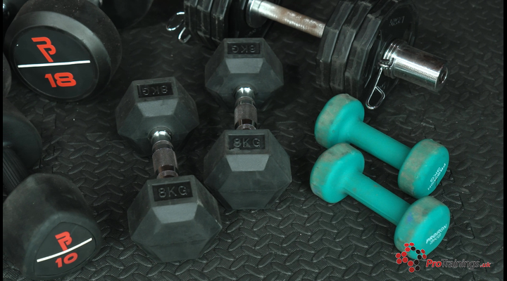 Introduction to Dumbbells
