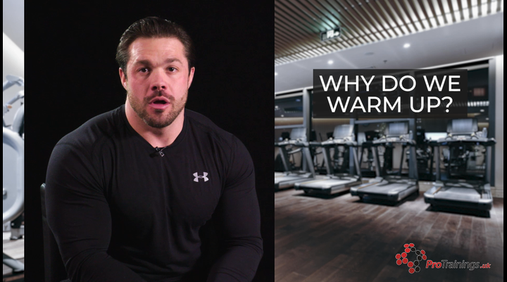 Why do we warm up