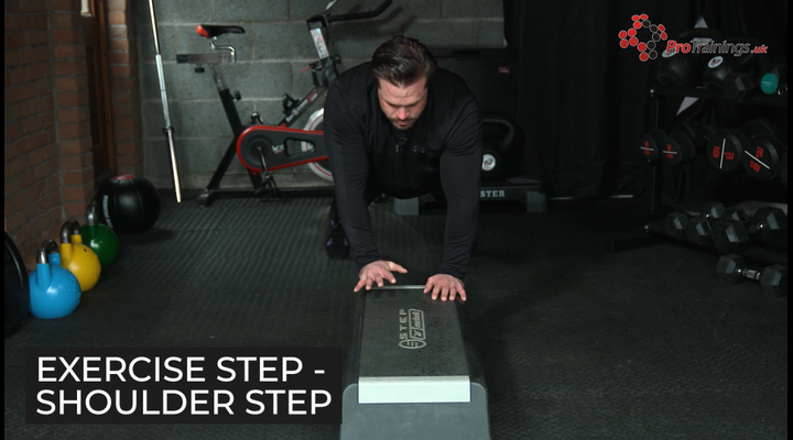 Step - Shoulder step