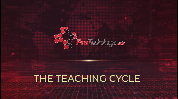 Teaching Cycle
