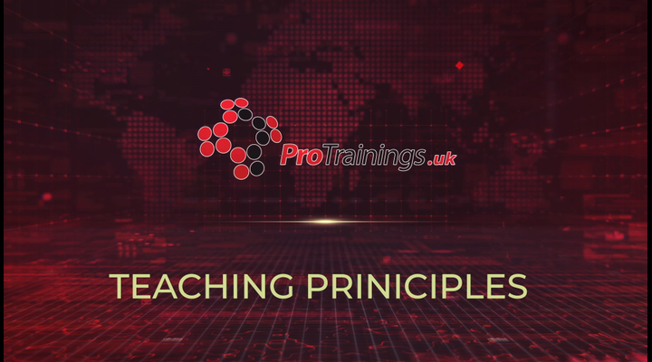 Teaching Principles