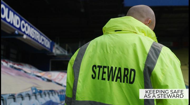 Keeping safe as a steward