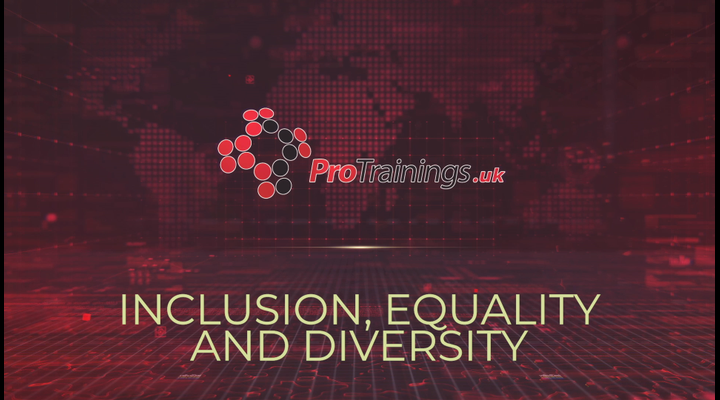 Inclusion Equality and Diversity