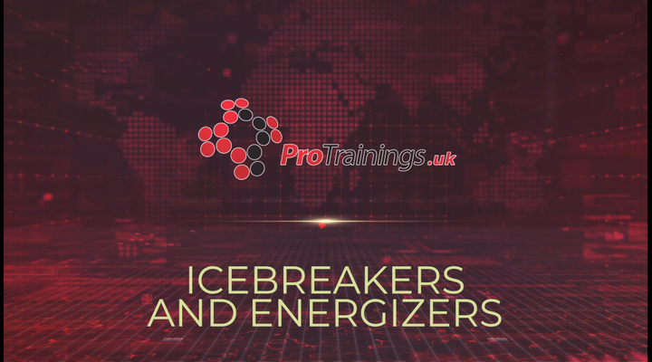 Icebreakers and Energisers