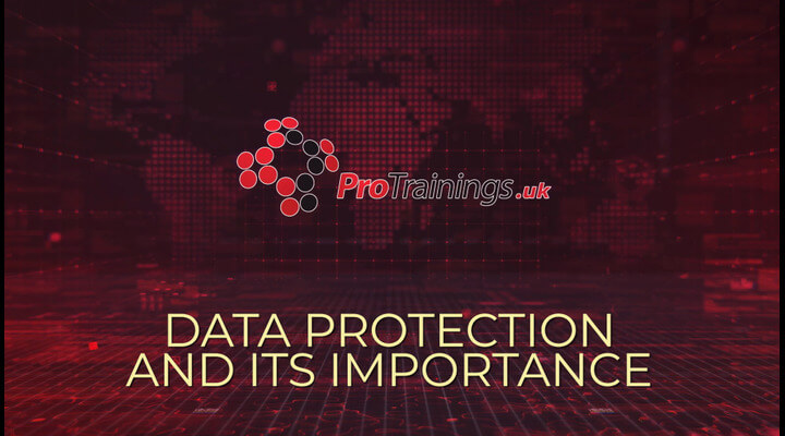 What is data protection and why is it important