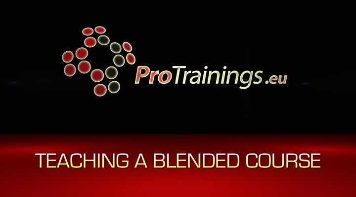 Teaching blended courses